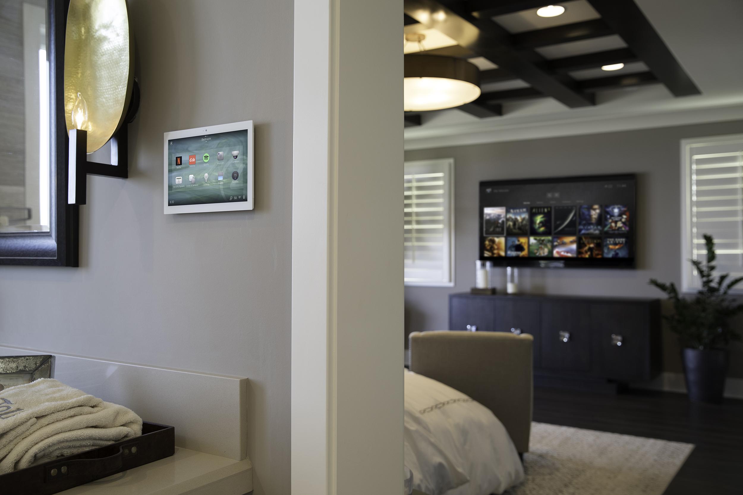 Control4 Vám do Vašej domácnosti prináša komfort