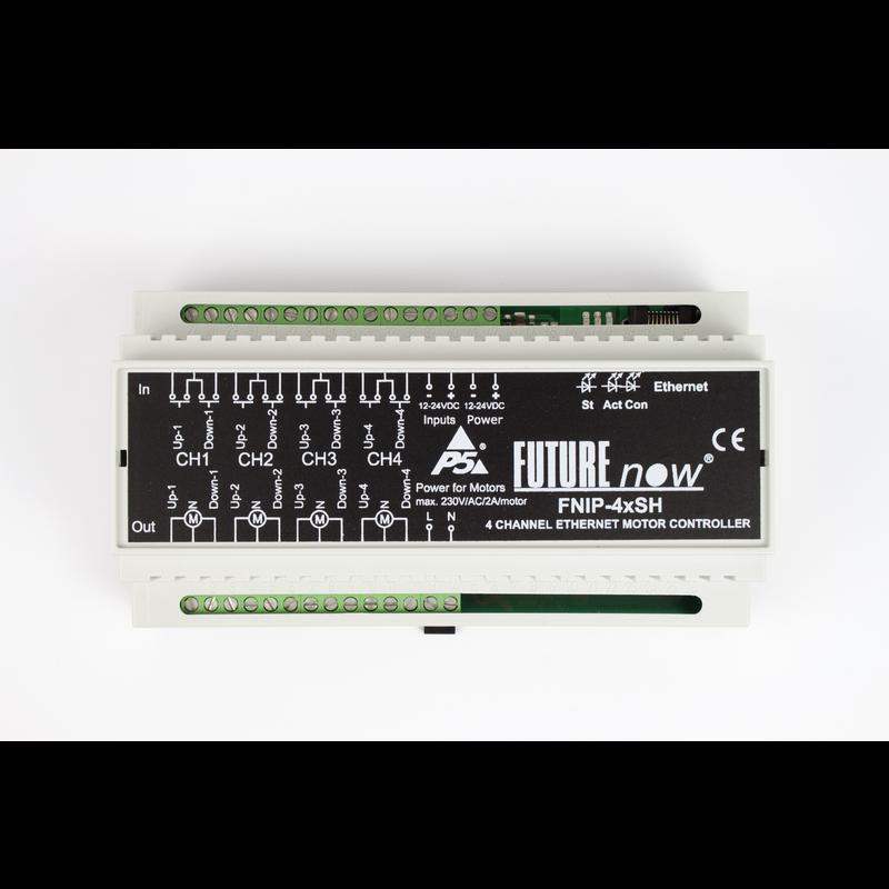 P5 FutureNow inteligentná elektroinštalácia